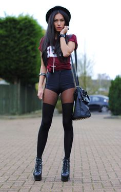 Goal this summer: look good wearing shorts like that