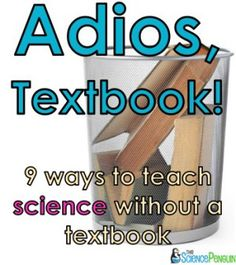 Science Without Textbooks