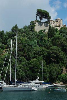 Portofino: Portofino, Italy Simply a world apart! Best Places In Italy, Places To See, Beautiful Places To Travel, Beautiful World, Menorca, Sestri Levante, Portofino Italy, Italian Summer, Explore Travel