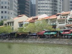 River Cruise, Singapore
