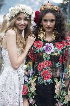 Dolce & Gabbana Alta Moda Fall 2018 Couture