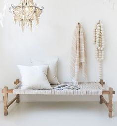 Daybed designed by Atelier Sukha