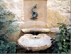 Vessel fountain Saladino