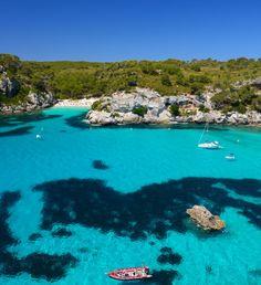 Macarella Bay, Menorca, Balearic Islands