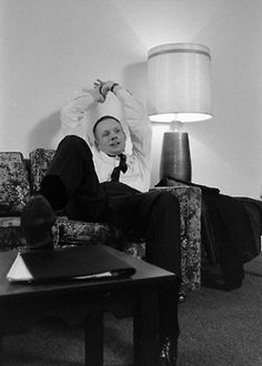 Astronaut Neil Armstrong has a stretch. Astronauts In Space, Nasa Astronauts, Space Pioneers, Project Gemini, Apollo Program, Apollo Missions, Neil Armstrong, Space Race, Vintage Space