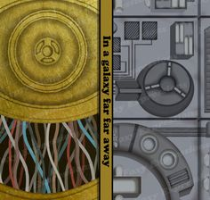 Check out this hot item from Foxy Expressions! Get it today! www.FoxyExpressions.com In a galaxy far far away digital paper pack includes #r2d2, #c3po, #bb8, death star, lightsabers, tie fighters, x wings, rebel alliance, etc.  This pack is great for scrapbook... #popular #hotitem #foxyexpress #sale #lightsabers #droids