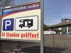 Stellplatz Hamburg -  Womostellplatz