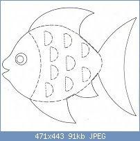 barkács 09 - Klára Balassáné - Picasa Webalbumok Sea Crafts, Paper Crafts, Under The Sea, Art Projects, Stencils, Mosaic, Crafts For Kids, Preschool, Creations
