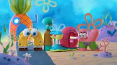 "Nickelodeon Latin America (Latinoamérica) has launched a brand new set of idents featuring iconic Nick characters, which were inspired by a Instagram trend during the pandemic!Created by illustrator, graphic designer and Nickelodeon fan Tadeo ""Tadd"" Soriano, the 21-year-old Peruvian was discovered on Instagram by the brand's creative team. The new idents are inspired by iconic characters from the network's hit animated series SpongeBob SquarePants, The Loud House, The Casagrandes&"
