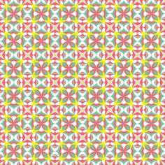 spring summer tileable patterns