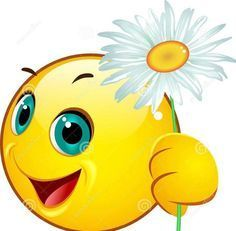 Illustration about Emoticon giving a camomile. Illustration of flower, emoticon, love - 31247609 Smiley Emoji, Smiley Face Images, Emoji Images, Funny Emoticons, Funny Emoji, Emoticon Faces, Emoji Love, Emoji Wallpaper, Smile Face