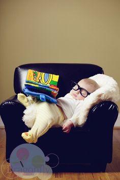 the cutest-we've got the chairs Ideas para fotografiar a tu baby