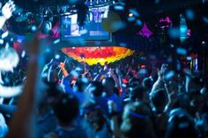 Houston Pride Week is nothing but a huge celebration, especially at South Beach nightclub. #Pride2012 #LGBT