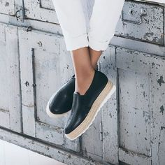 The Luster slip on platform by Saint & Summer keeps you sporty and chic at the same time. Adding a touch of luxe to any casual look. These are a step above your ordinary shoe. Perfect for Luster, Casual Looks, Espadrilles, Platform, Slip On, Sporty, Wedges, Touch, Chic