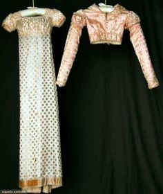 Spencer Ensemble ca 1810 from Augusta Auctions