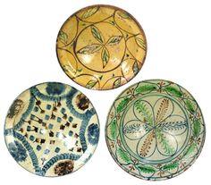 Ceramics, Europe, circa 1600