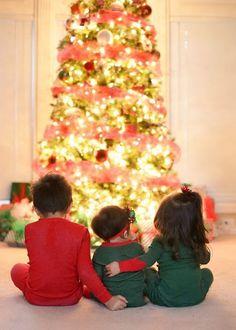 foto de natal irmaos