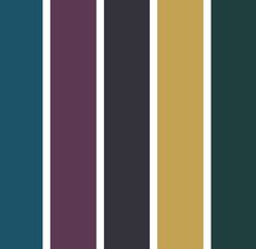 On the Creative Market Blog - This Year's Must-Know Color Trends