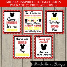 photo relating to Free Printable Mickey Mouse Signs known as 437 Great Mickey Mouse 1st Birthday photographs within 2013 Mickey