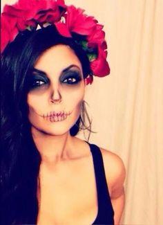 12 freaky Halloween makeup ideas