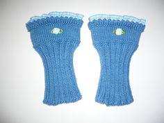 Handschuhe - Stulpen - ein Designerstück von musterwerke bei DaWanda