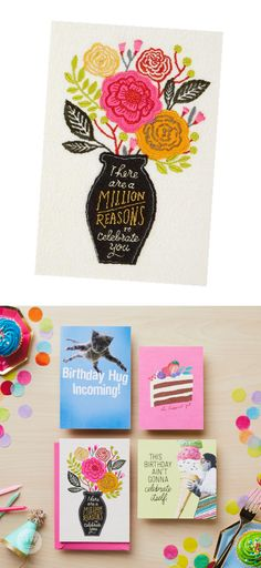 414 Best A Hallmark Birthday Images On Pinterest In 2018 Unicorn