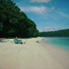 Beach @ Peucang Island, Ujung Kulon - West Java, Indonesia