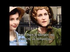 Το Αββαείο του Νορθάνγκερ/Northanger Abbey [Greek Subs - Part 2] - YouTube Youtube, Youtubers, Youtube Movies