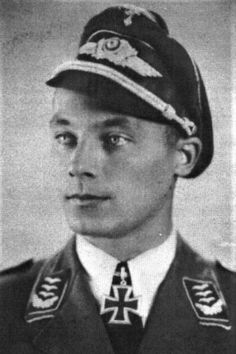 Hauptmann Robert Weiß (1920-1944), Kommandeur III./Jagdgeschwader 54,  Ritterkreuz 26.03.1944, Eichenlaub (782) 12.03.1945