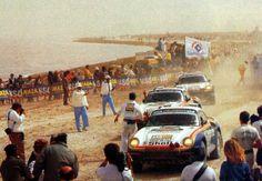 Porsche 911, Sport Cars, Race Cars, Rallye Paris Dakar, Rally Raid, Ferdinand, Retro Cars, Tamiya, Courses