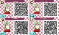 Totoro board QR code