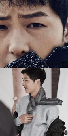 Song Joong Ki looks absolutely gorgeous in these b-cuts from 'TOPTEN10' photo shoot | allkpop.com