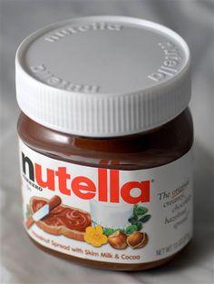 Image: nutella