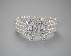 Blush Bridal - Estate Bracelet, $350.00 (http://www.loveblushbridal.com/estate-bracelet/)