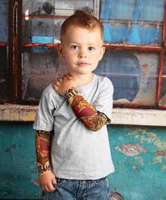 Baby Tattoos – Offrez des tatouages à vos enfants avec ces adorables t-shirts