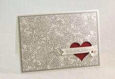 www.zeit-zum-basteln.de - Valentinskarte mit Something Lacy - Stampin Up