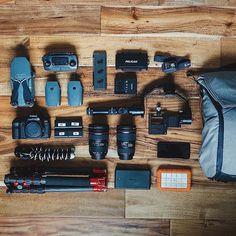 #MyCameraBag No.311 @zeekyanbts ・・・ Pretty OCD when it comes to framing shots!  Backpack: Peak Design 25L Everyday Backpack Tri-pod: Joby Gorilla Pod & MeFoto Globetrotter Camera: Canon 5D Mark II Lens: Canon 17-40 F4 IS & 24-70 Mark II Drone: DJI Mavic Pro Lens Filter: Polar Pro Cinema Series Power Bank: Aukey 30000 mAH Card Case: Pelican Case Stabilizer: Zhiyun Crane Headlamp: Black Diamond Shot on: G7X Mark II