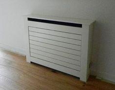 radiator ombouw in de hal