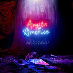 Znalezione obrazy dla zapytania angels in america national theatre