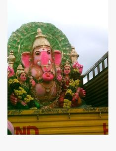 Click to enlarge Fairs And Festivals, Workshop Organization, Indian Heritage, Ganesha, Chennai, Announcement, Idol, Christmas Ornaments, City