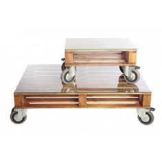 palets | Mesa de centro Palet _ Xpressionshop muebles de diseño