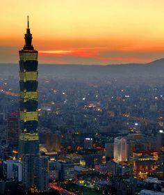 48 STUNDEN IN TAIPEH Ein Taiwansinn, diese Stadt