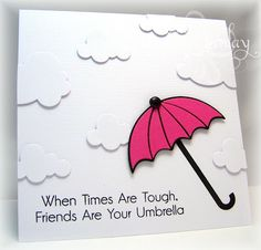 Bridget's Paper Blessings: All Weather Friend
