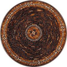 Mahogany Atlas Mosaic