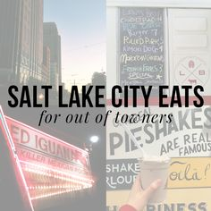 Love Grows Design Blog: Salt Lake City Eats... I have been to at least half of these and they are wonderful!!