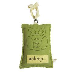asleep/ awake sign