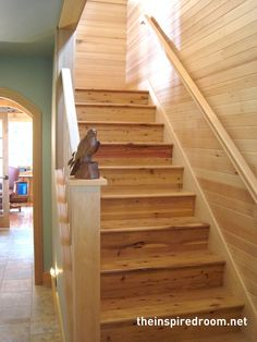 Google Image Result for http://theinspiredroom.net/wp-content/uploads/2012/06/natural-wood-staircase-and-unique-newel-post.jpg