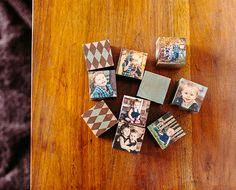 Wooden PhotoBlocks