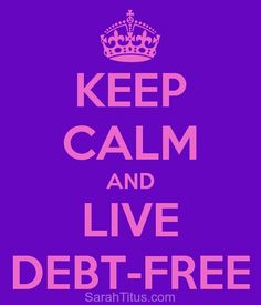 How to live debt-free in a debt-filled world