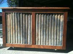 Rustic Portable Bar                                                                                                                                                                                 More